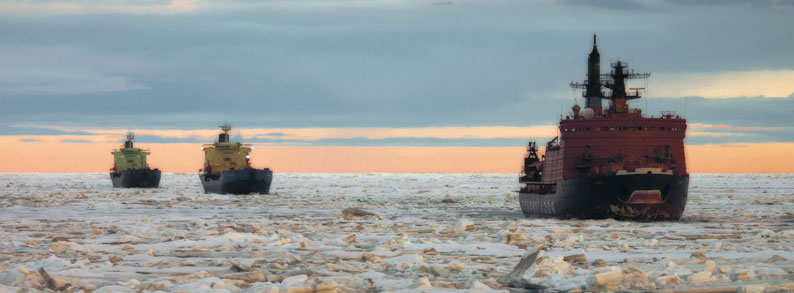 Into the North: Russia's Northern Sea Route