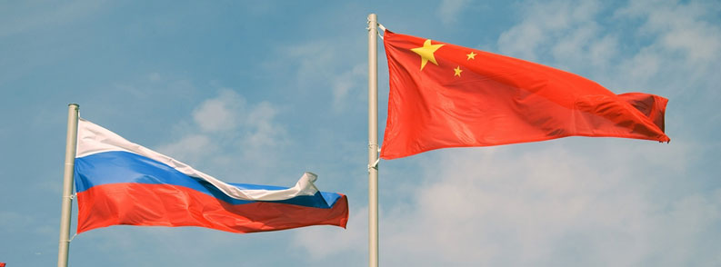 The bear & the dragon: China-Russia transport & logistics relations
